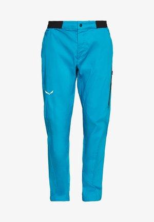 AGNER - Spodnie materiałowe - blue danube