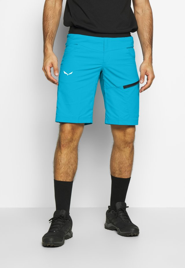 AGNER LIGHT SHORTS - Pantaloncini sportivi - blue danube