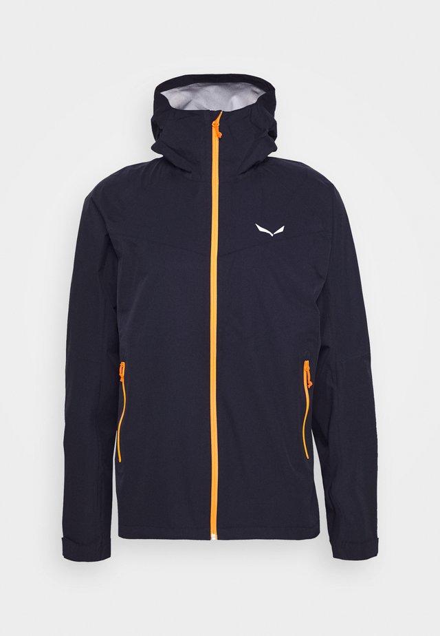 PUEZ AQUA  - Hardshell jacket - premium navy