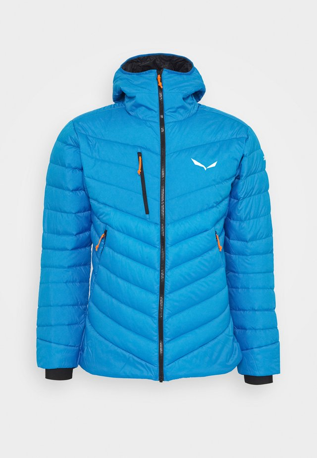 ORTLES MEDIUM - Down jacket - cloisonne blue