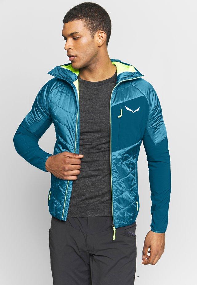 ORTLES HYBRID - Outdoor jacket - poseidon