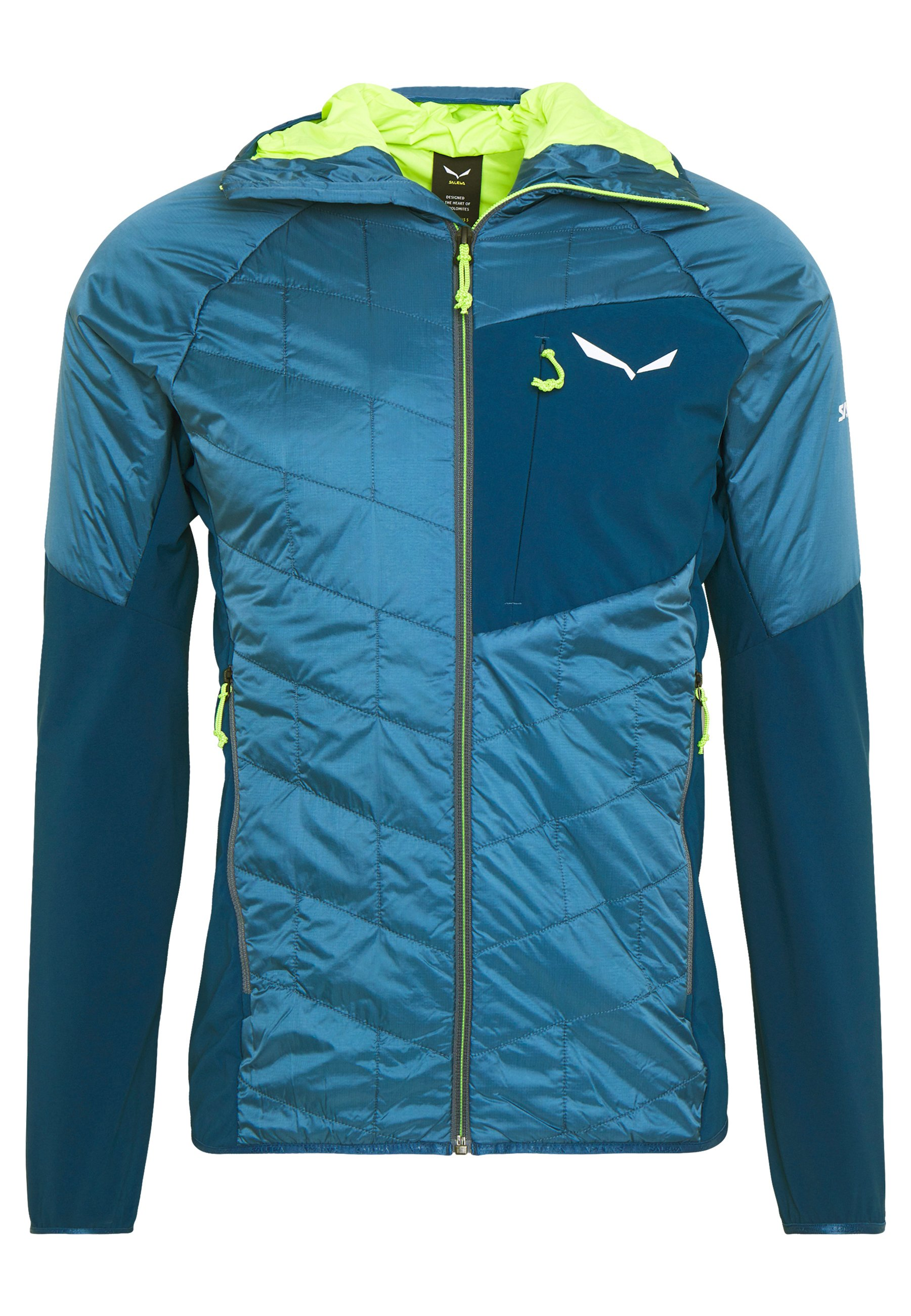 Salewa ORTLES HYBRID - Outdoor jacket - poseidon