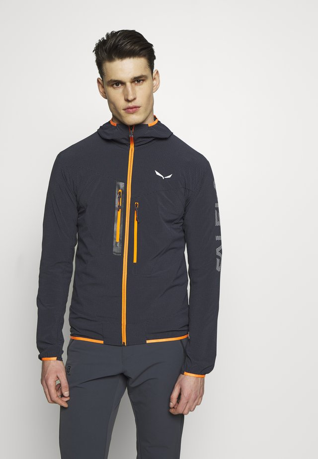 PUEZ - Outdoorjacke - premium navy