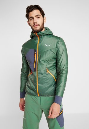 PEDROC HOOD  - Outdoor jacket - myrtle
