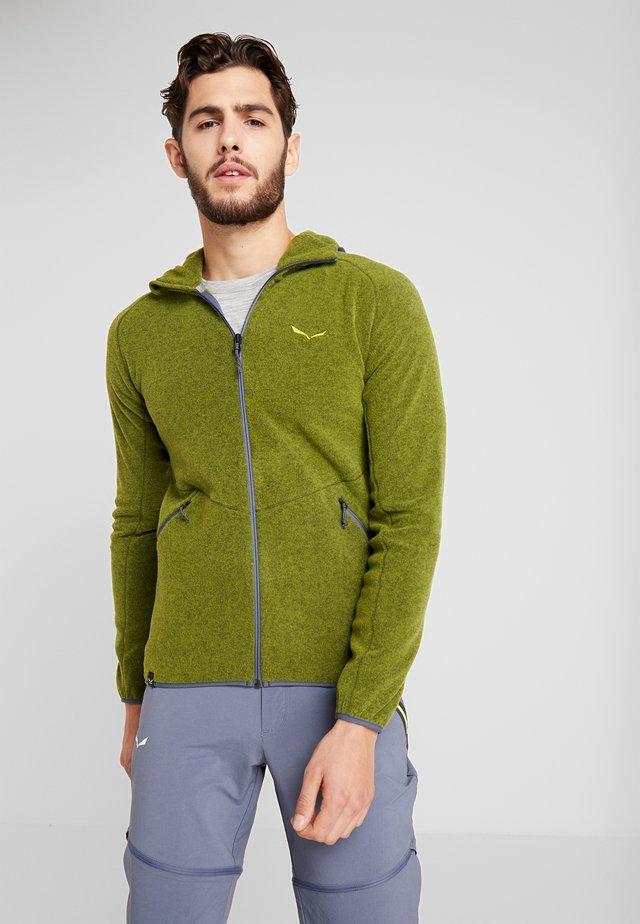 FANES - Fleece jacket - tendershot melange