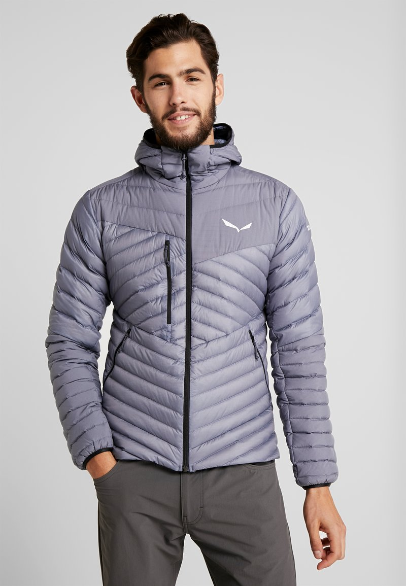 Salewa - ORTLES LIGHT HOOD - Piumino - grisaille