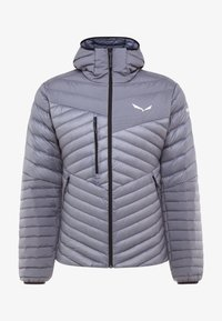 Salewa - ORTLES LIGHT HOOD - Piumino - grisaille - 5