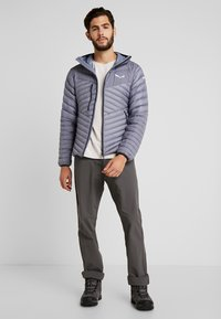 Salewa - ORTLES LIGHT HOOD - Piumino - grisaille - 1