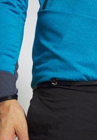 Salewa - AGNER HYBRID - Outdoorová bunda - blue danube/melange - 5