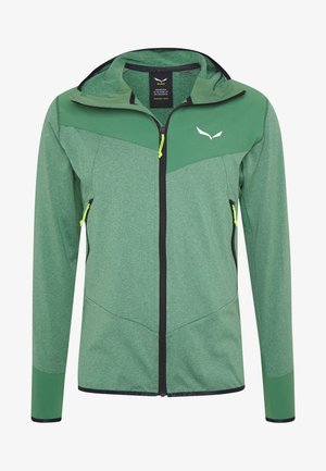 AGNER HYBRID - Outdoor jacket - feldspar green