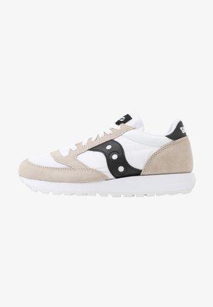 JAZZ VINTAGE - Sneakers laag - white/black