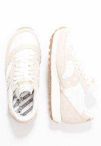Saucony - JAZZ VINTAGE - Sneakers basse - marshmallow - 3