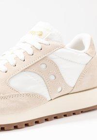 Saucony - JAZZ VINTAGE - Sneakers basse - marshmallow - 2