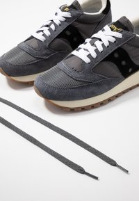 Saucony - JAZZ VINTAGE - Trainers - grey/black - 7