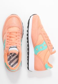 Saucony - JAZZ VINTAGE - Zapatillas - melon/florida keys - 3