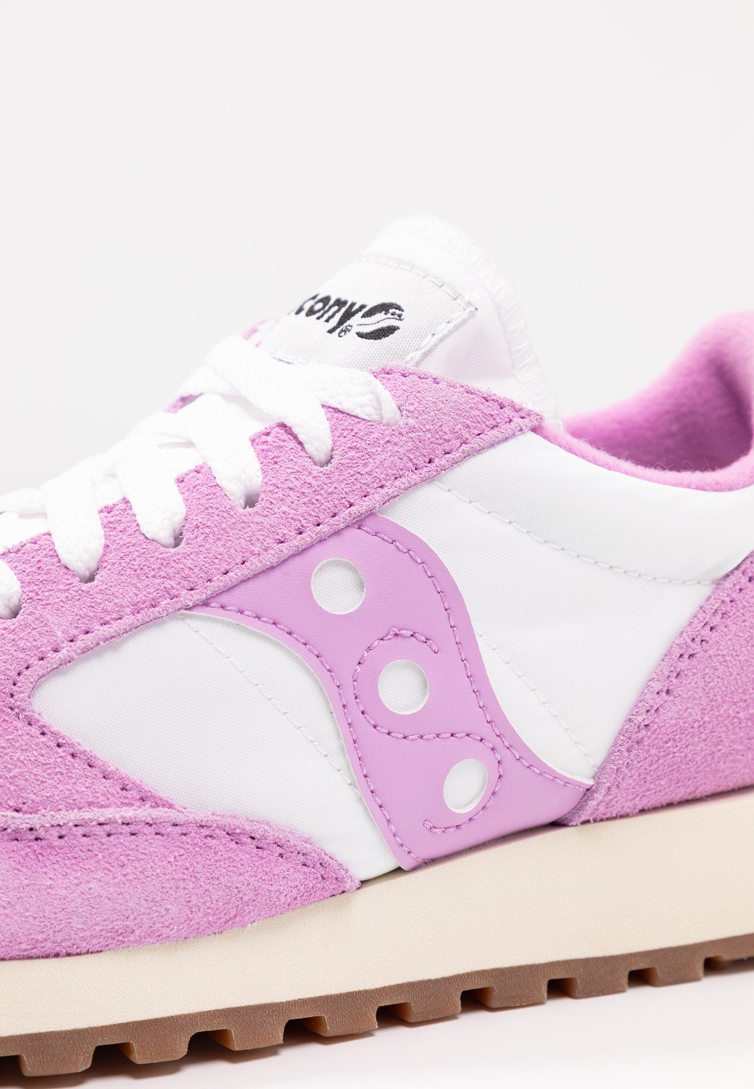 JAZZ VINTAGE Sneakers purplewhite