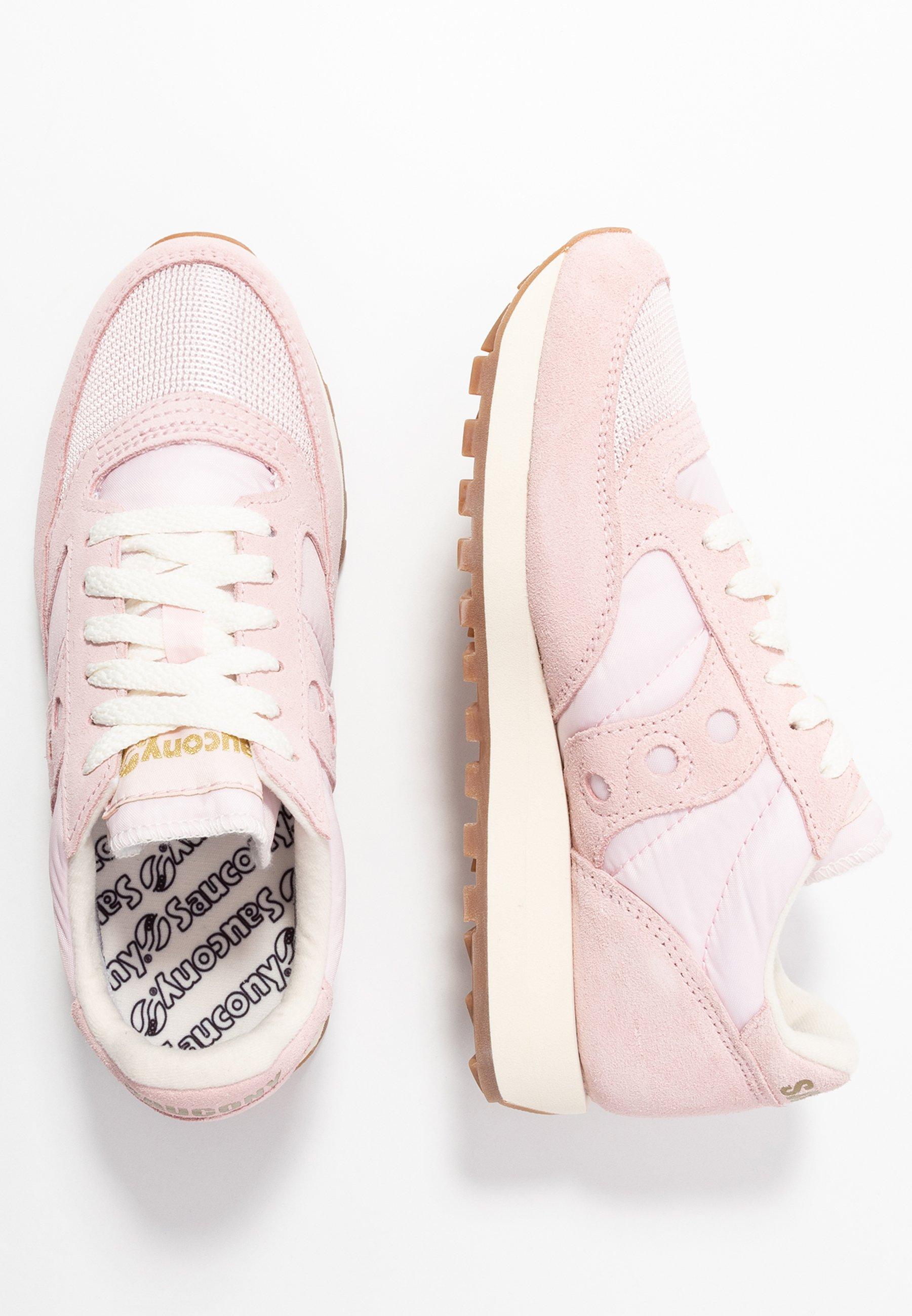 Saucony JAZZ VINTAGE - Sneakers basse - pink