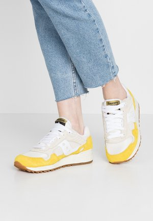 SHADOW VINTAGE - Zapatillas - yellow/tan/white