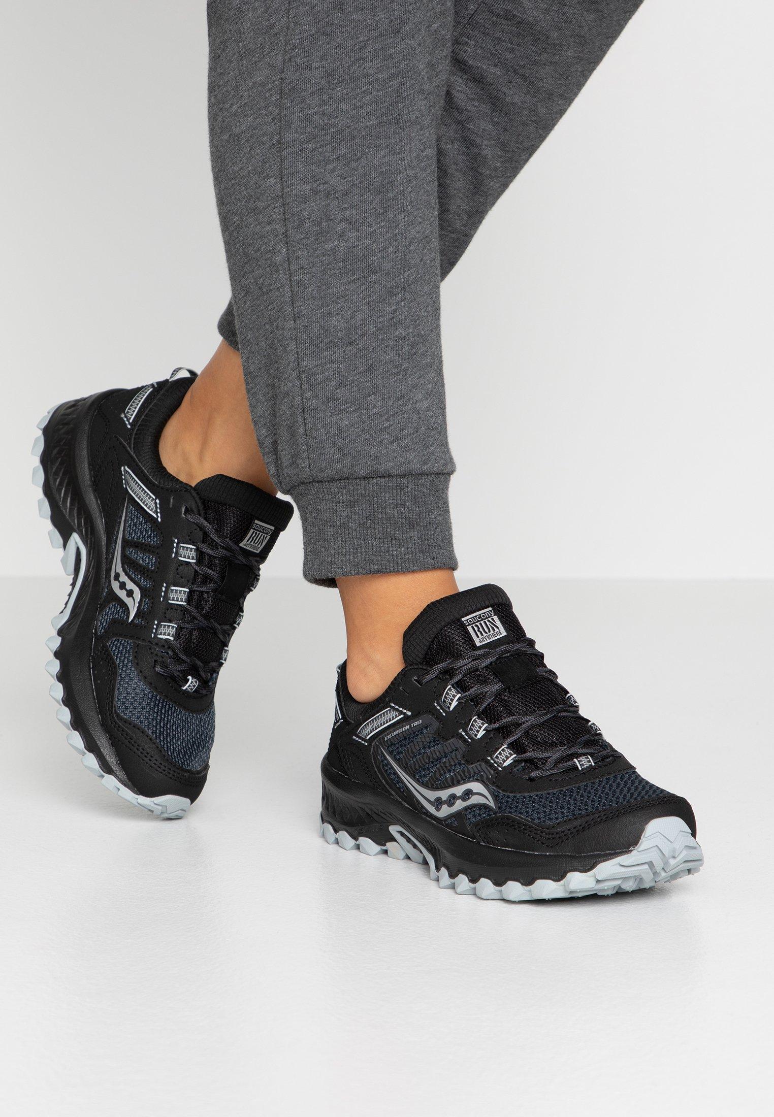 Saucony Tr13 - Sneakers Laag Black xlOp6bb9
