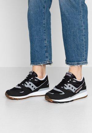 AZURA - Trainers - black/grey
