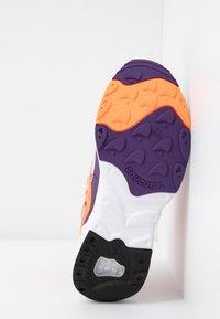 Saucony - AYA - Sneaker low - white/purple/orange - 6