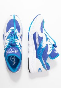 Saucony - AYA - Sneaker low - white/blue/light blue - 1