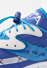 Saucony - AYA - Sneaker low - white/blue/light blue - 5