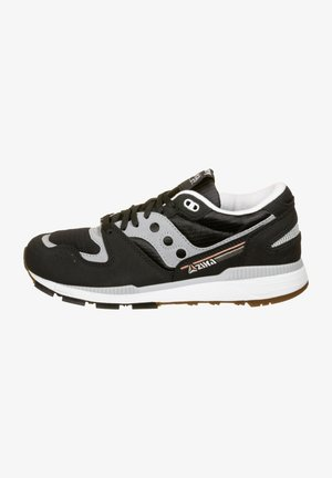 Sneakers laag - black/gray