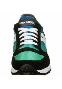 Saucony - SCHUHE JAZZ - Sneaker low - black/blue/green - 3