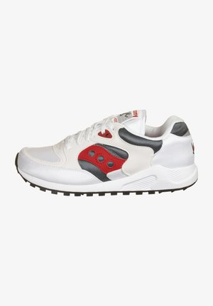 JAZZ 4000 - Trainers - white/grey/red