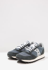Saucony - JAZZ ORIGINAL VINTAGE - Sneakers basse - blue/navy/silver - 2