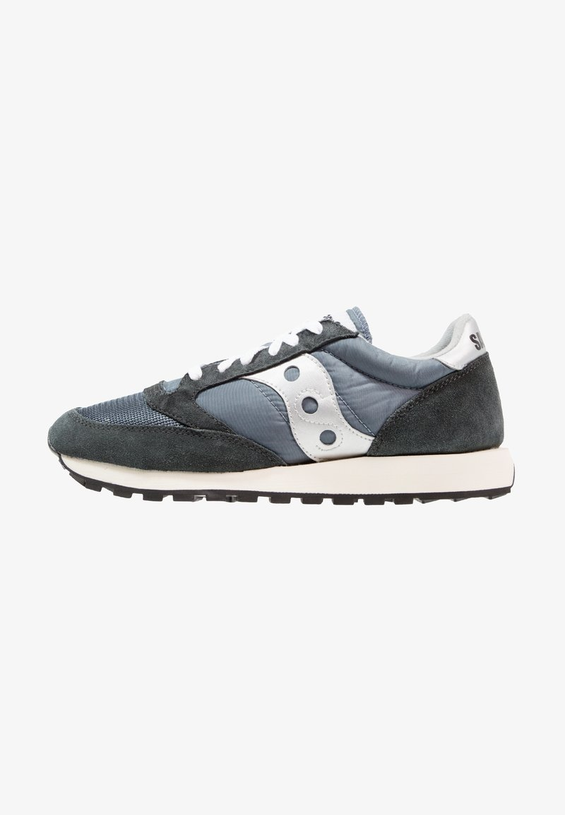 Saucony - JAZZ ORIGINAL VINTAGE - Trainers - blue/navy/silver