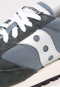Saucony - JAZZ ORIGINAL VINTAGE - Sneakers basse - blue/navy/silver - 5