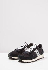 Saucony - JAZZ ORIGINAL VINTAGE - Sneakers basse - black/white - 2