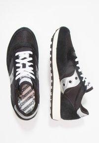 Saucony - JAZZ ORIGINAL VINTAGE - Sneakers basse - black/white - 1