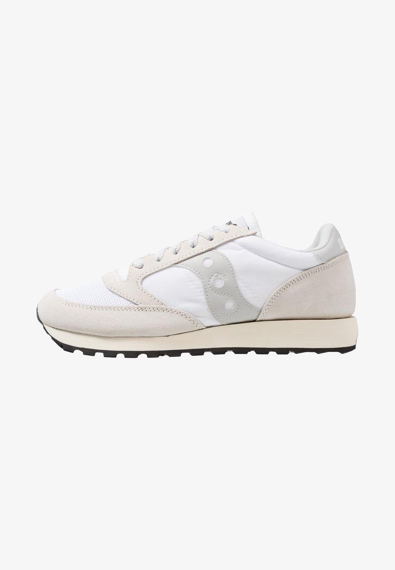 Saucony - JAZZ ORIGINAL VINTAGE - Sneaker low - white