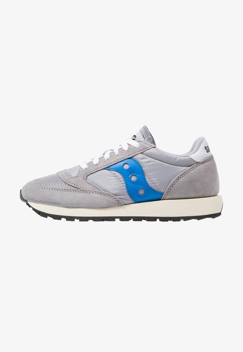 Saucony - JAZZ ORIGINAL VINTAGE - Sneaker low - grey/blue/white
