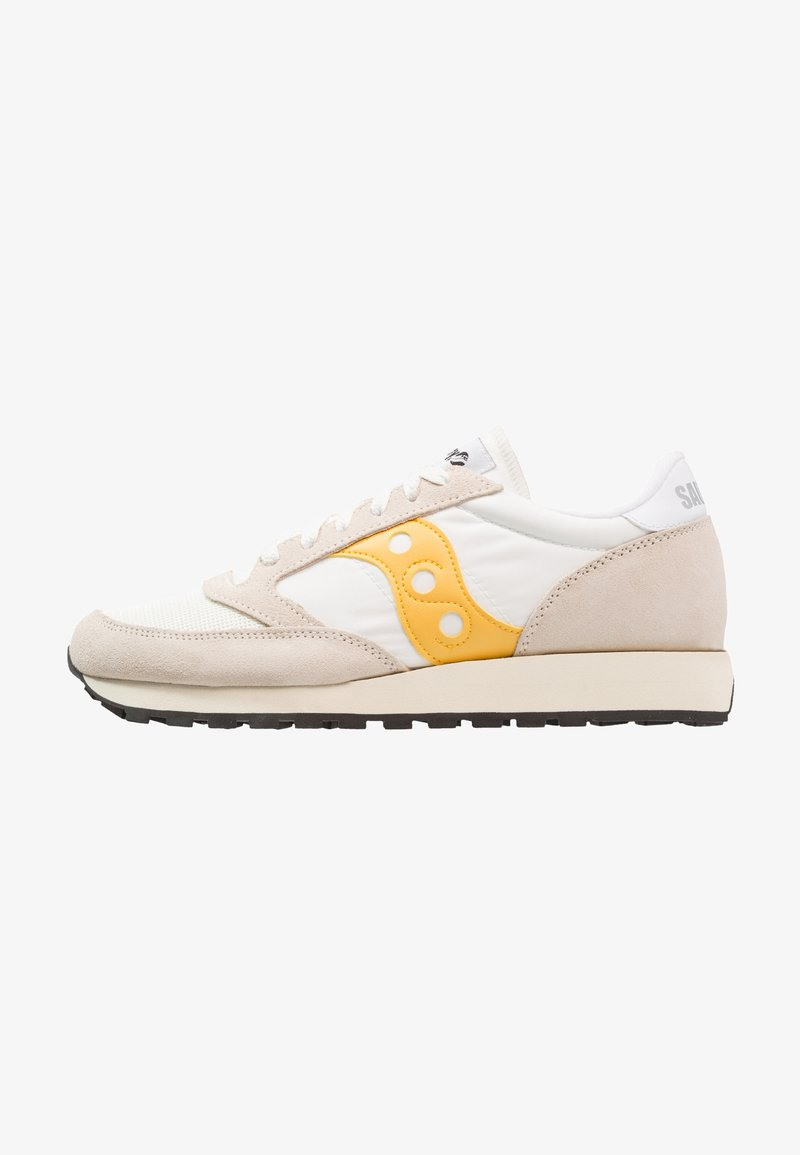 Saucony - JAZZ ORIGINAL VINTAGE - Sneakers laag - cement/yellow
