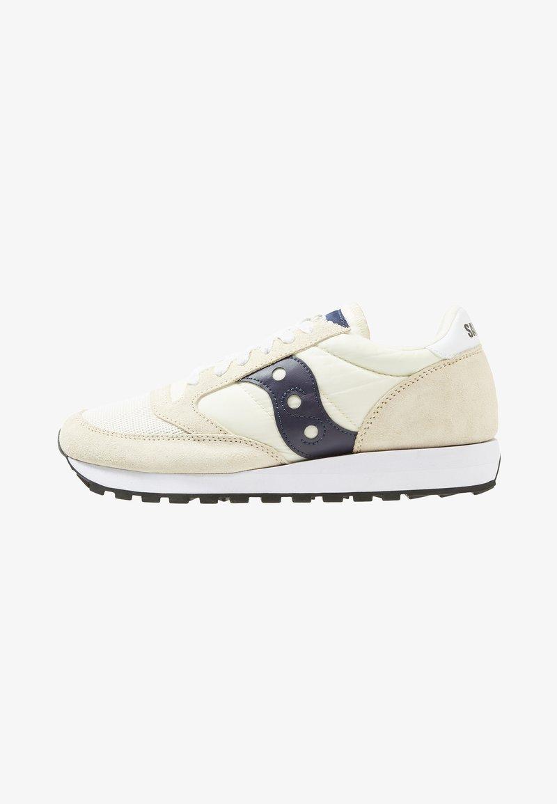 Saucony - JAZZ ORIGINAL VINTAGE - Sneaker low - tan/navy