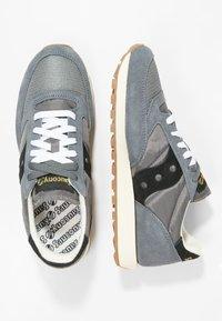 Saucony - JAZZ ORIGINAL VINTAGE - Sneaker low - grey/black - 1