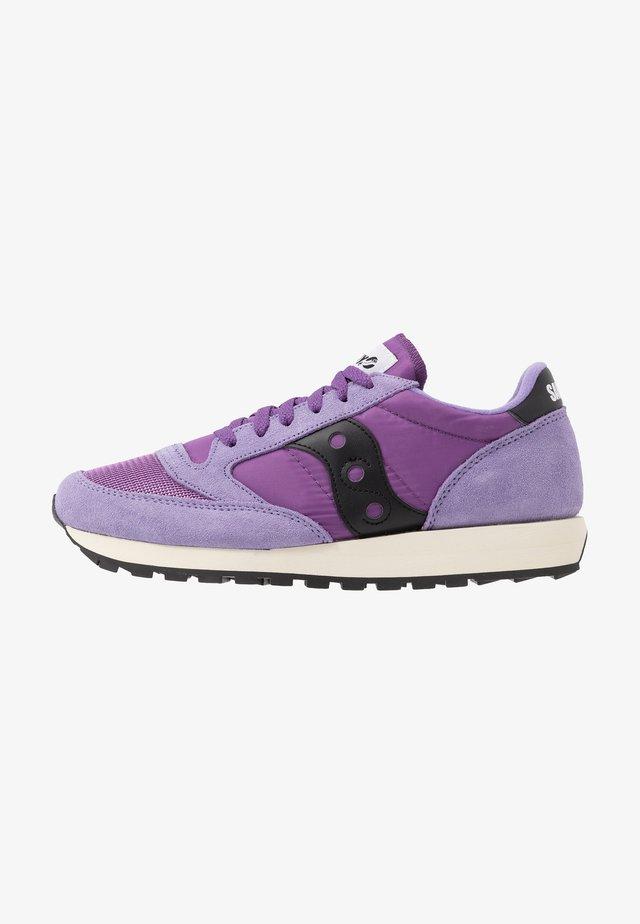 JAZZ ORIGINAL VINTAGE - Trainers - purple/black