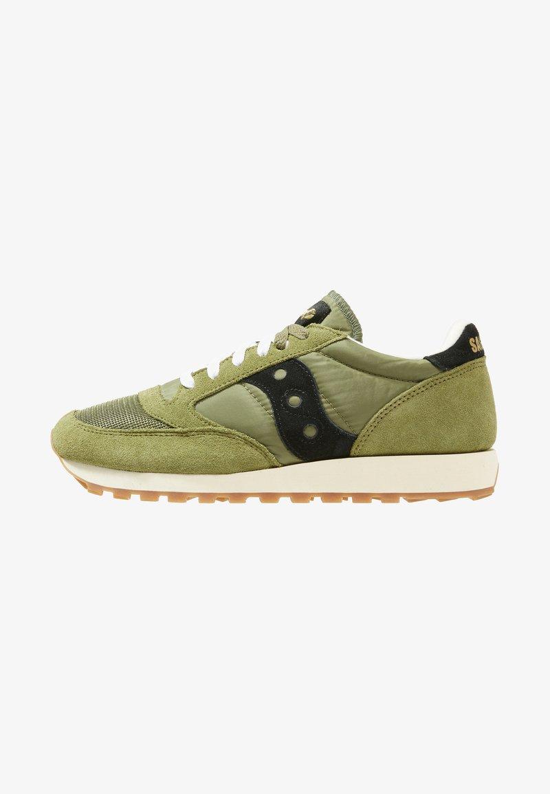 Saucony - JAZZ ORIGINAL VINTAGE - Sneaker low - olive/black