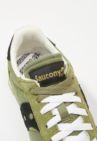 Saucony - JAZZ ORIGINAL VINTAGE - Trainers - olive/black - 5