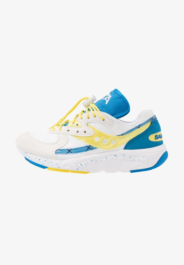 AYA - Trainers - white/blazing yellow