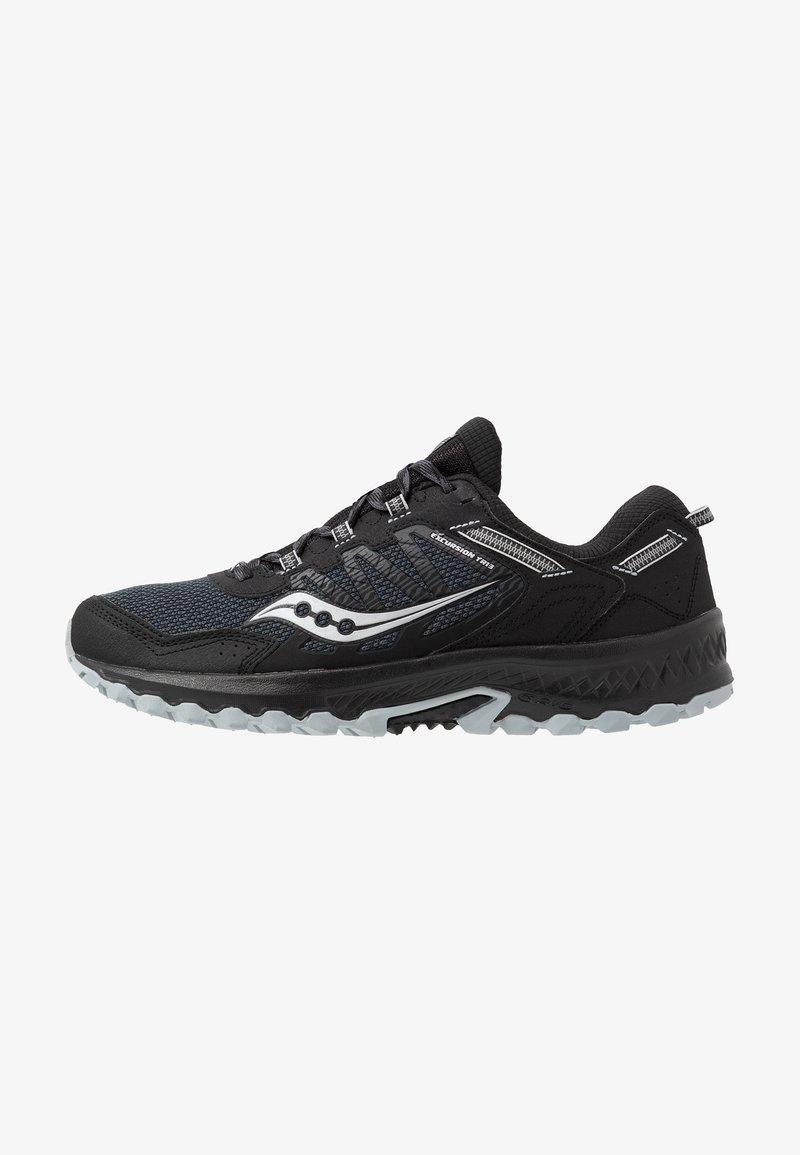 Saucony - EXCURSION - Sneaker low - grey/neon green