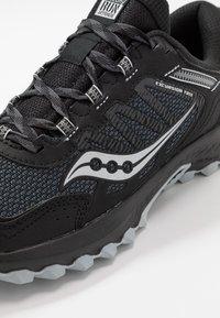 Saucony - EXCURSION - Sneaker low - grey/neon green - 5