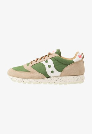 JAZZ ORIGINAL OUTDOOR - Trainers - brown/green