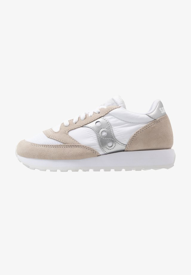 JAZZ VINTAGE - Trainers - white/silver