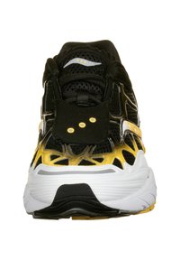 Saucony - SCHUHE GRID WEB - Baskets basses - white/black/yellow - 5