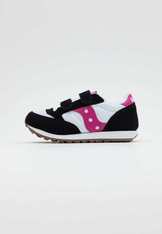 JAZZ ORIGINAL VINTAGE - Sneakers laag - white/black/berry